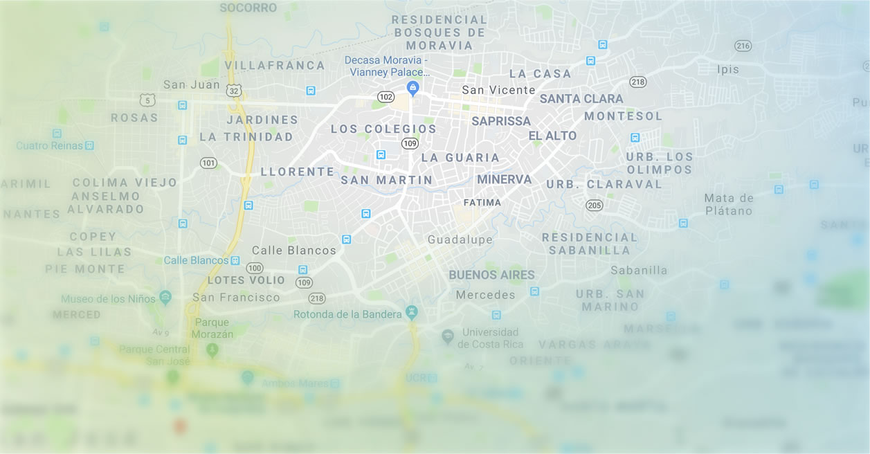 mapa moravia