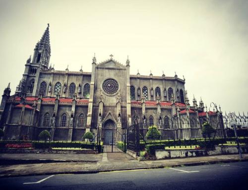 El neogótico en Costa Rica: Iglesia de Coronado