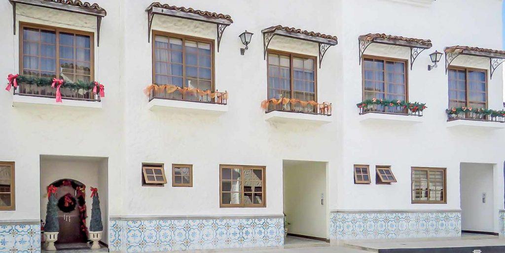 Casa Colonial en Condominio Castilla