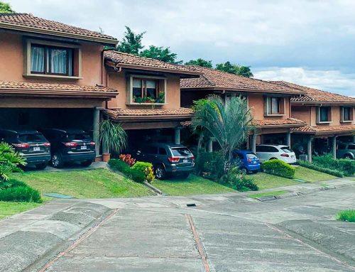 Casas familiares en Escazú