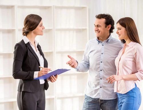 ¿Qué es un parte en las visitas inmobiliarias?