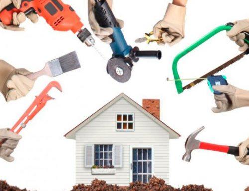 ¿Quién se encarga del mantenimiento de una propiedad alquilada?