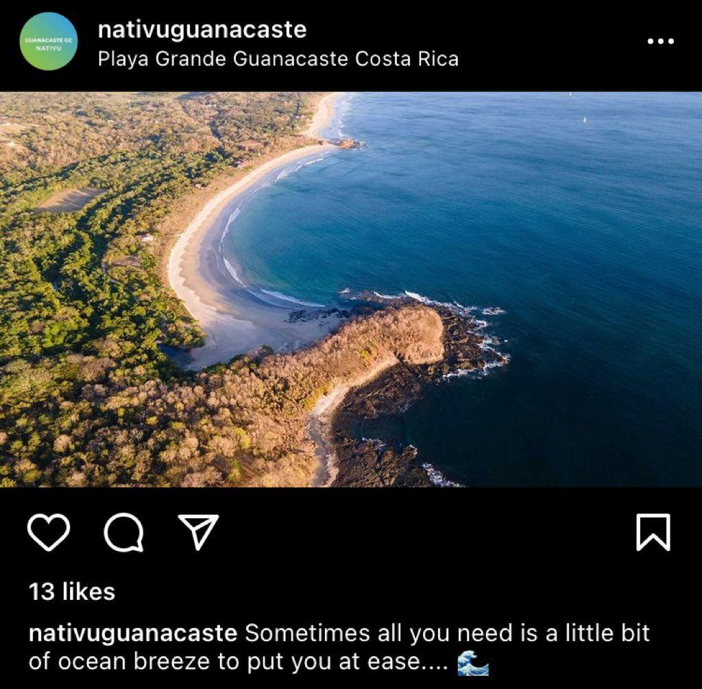 Playa Grande, Guanacaste